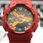Casio Crazy Color GA-110FC-1AJF