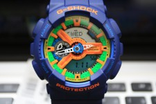 Casio Crazy Color G-Shock GA-110FC-2A